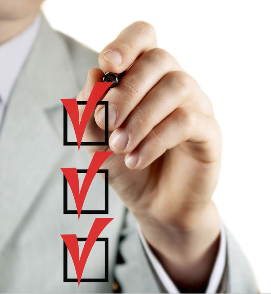 Procurement Software Functionality Checkup