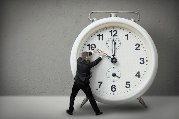 The Most Important Resource in Procurement Success is Time