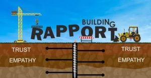 Bonding and rapport