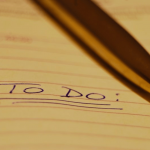 Image of a to-do list for an article about 6 Strategic Sourcing Tools to Optimize Your Process.