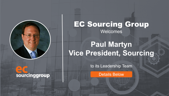 EC Sourcing Group Expands its Leadership Team